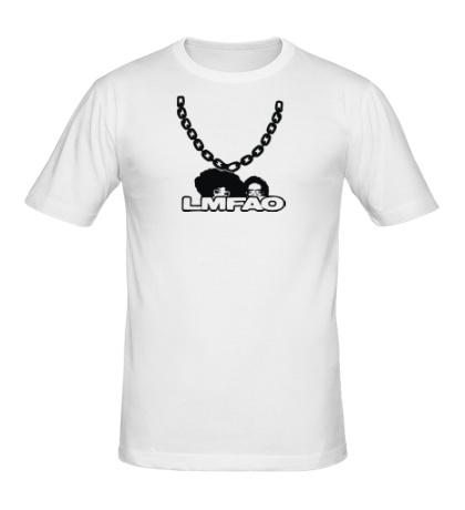 Мужская футболка LMFAO Chain