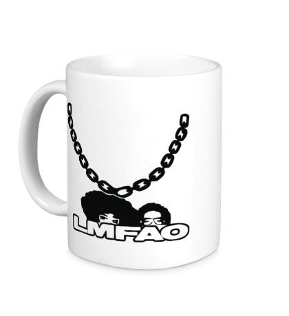 Керамическая кружка LMFAO Chain
