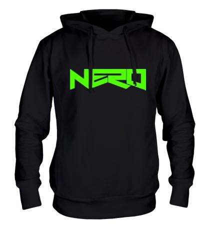 Толстовка с капюшоном Nero Glow