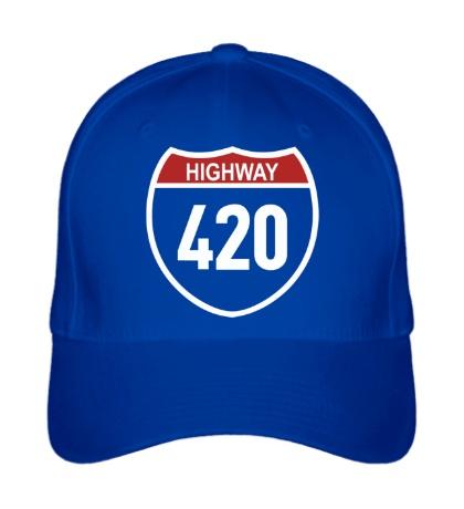 Бейсболка Highway