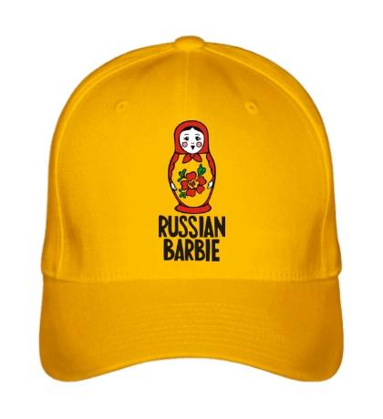 Бейсболка Russian Barbie