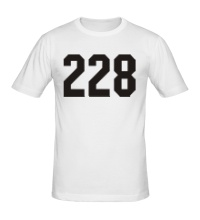 Мужская футболка 228