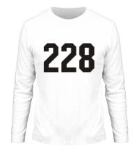 Мужской лонгслив 228