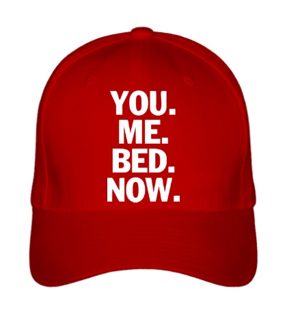 Бейсболка You Me Bed Now