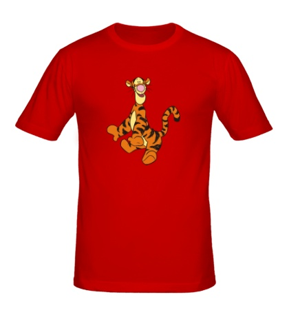 Мужская футболка Тигра