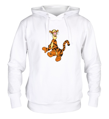 Толстовка с капюшоном Тигра