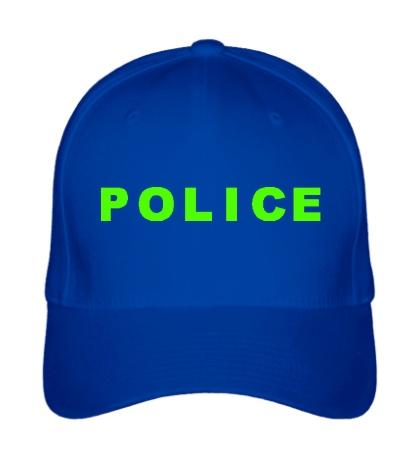 Бейсболка Police Glow