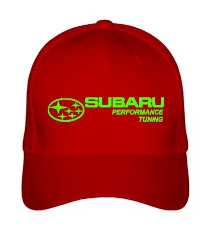 Бейсболка Subaru Perfomance Tuning Glow