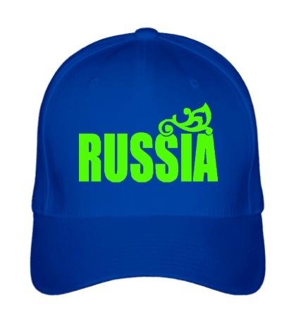 Бейсболка Russia Glow