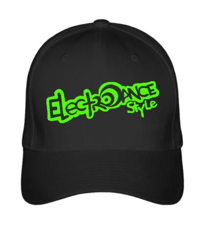 Бейсболка Electrodance Style Glow