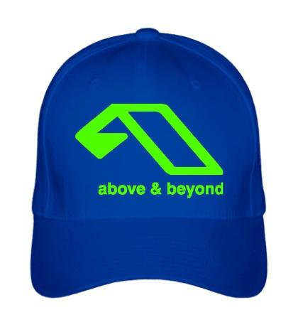 Бейсболка Above & Beyond Logo Glow