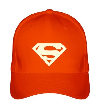 Бейсболка Супермен, свет