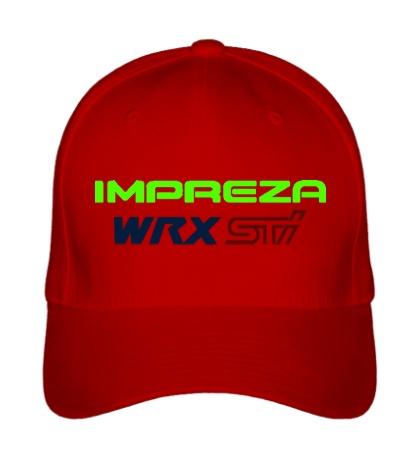 Бейсболка Subaru Impreza WRX STI