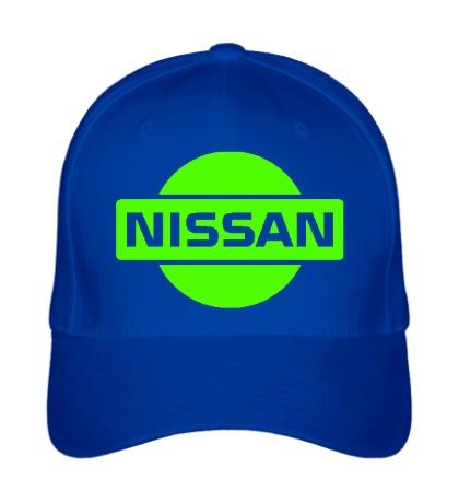 Бейсболка Nissan Logo Glow
