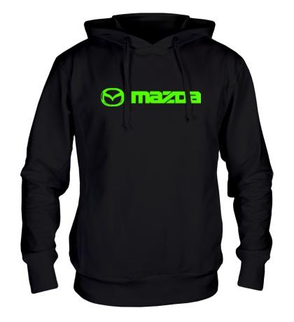Толстовка с капюшоном Mazda Line Glow