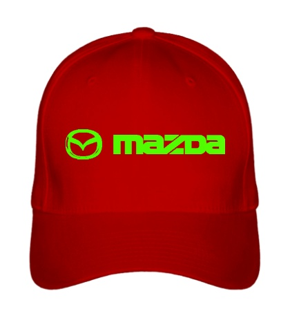 Бейсболка Mazda Line Glow