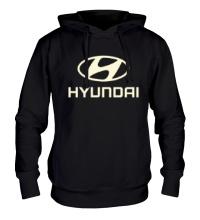 Толстовка с капюшоном Hyundai Glow