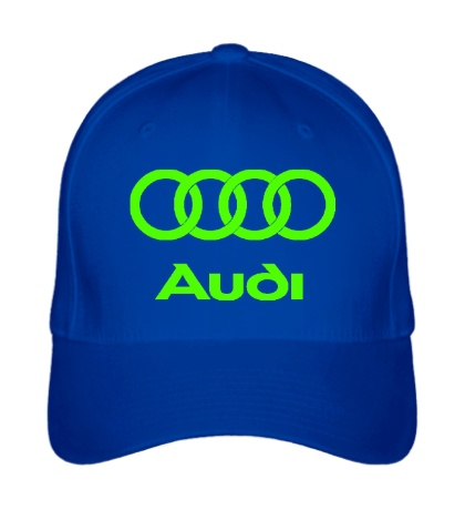 Бейсболка Audi Glow