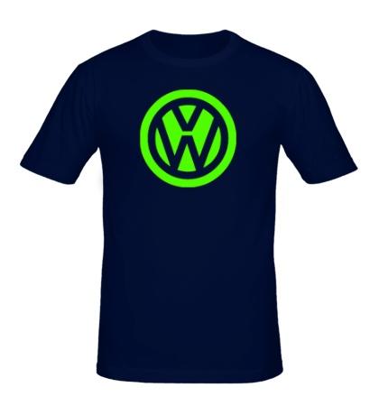 Мужская футболка Volkswagen Mark Glow