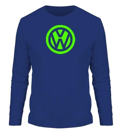 Мужской лонгслив Volkswagen Mark Glow