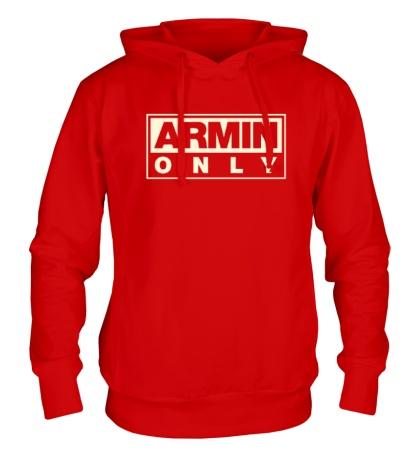 Толстовка с капюшоном Armin Only Glow