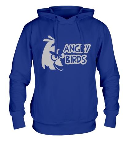 Толстовка с капюшоном Angry Birds Logo