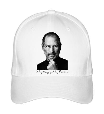 Бейсболка Steve Jobs