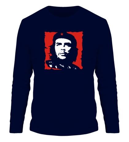 Мужской лонгслив Че Гевара революционер