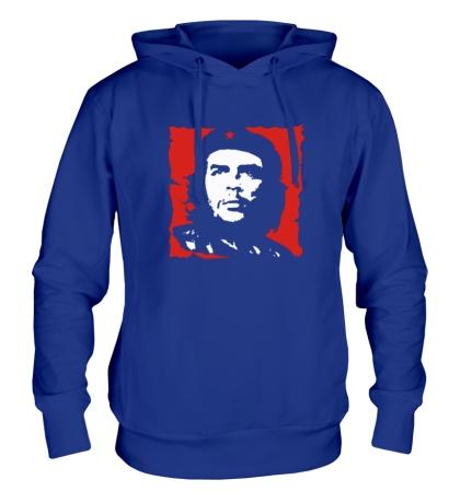 Толстовка с капюшоном Че Гевара революционер