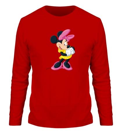 Мужской лонгслив Minnie Mouse