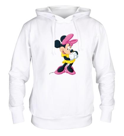 Толстовка с капюшоном Minnie Mouse