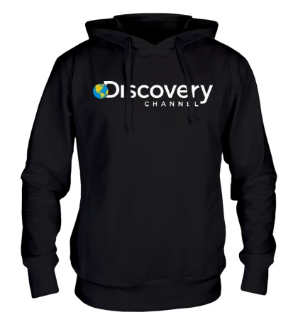 Толстовка с капюшоном Discovery channel