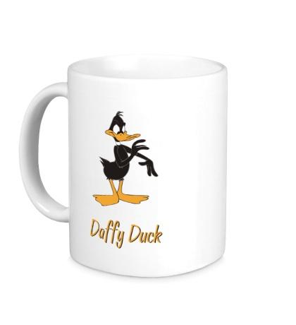 Керамическая кружка Daffy Duck