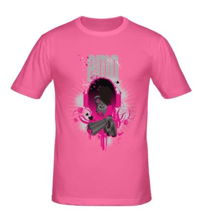 Мужская футболка Emo