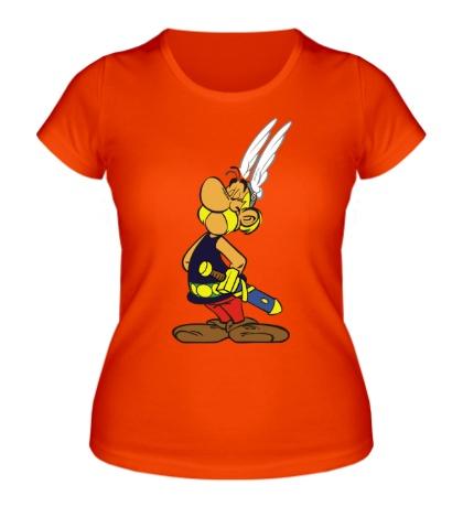 Женская футболка Гордый Астерикс