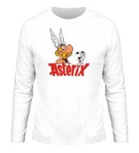 Мужской лонгслив Asterix