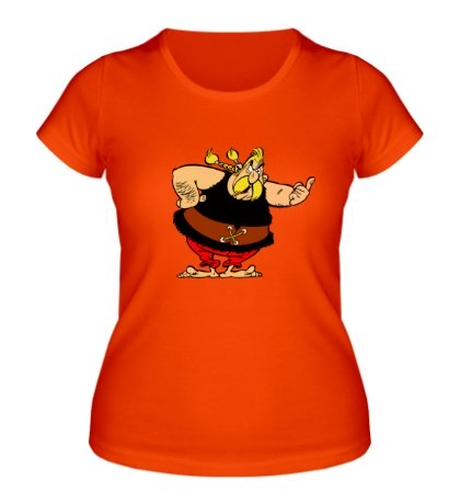 Женская футболка Абранакурсикс