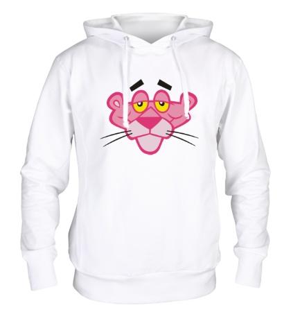 Толстовка с капюшоном Розовая пантера