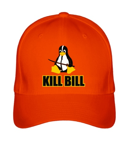 Бейсболка Linux kill Bill