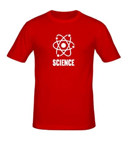 Мужская футболка Наука Шелдона