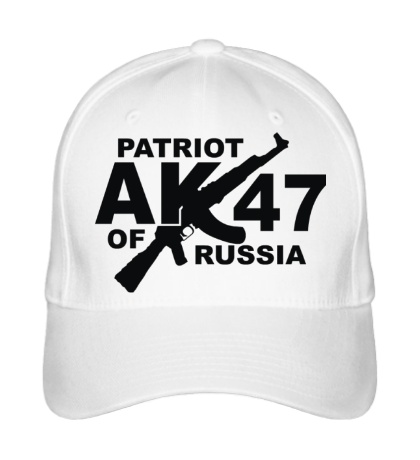 Бейсболка Patriot of Russia