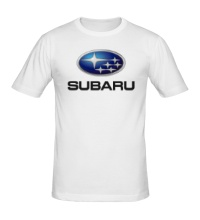 Мужская футболка Subaru Mark