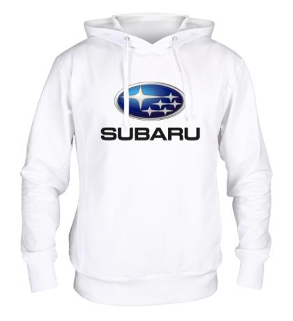 Толстовка с капюшоном Subaru Mark