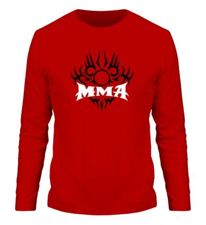 Мужской лонгслив MMA mixfight