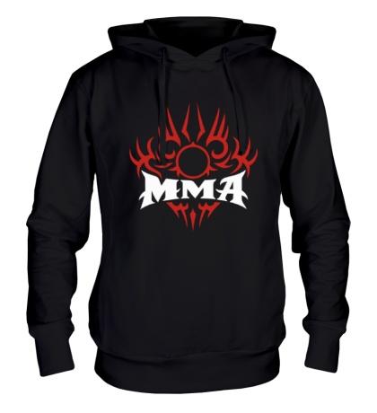 Толстовка с капюшоном MMA mixfight