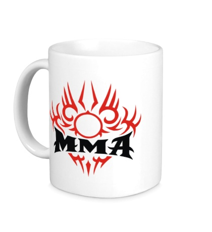 Керамическая кружка MMA mixfight