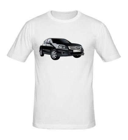 Мужская футболка Honda Accord