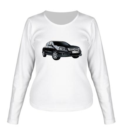 Женский лонгслив Honda Accord