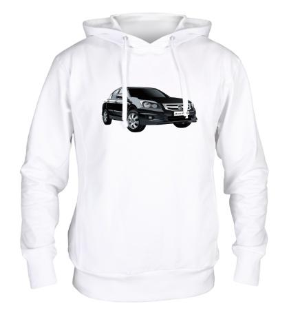Толстовка с капюшоном Honda Accord