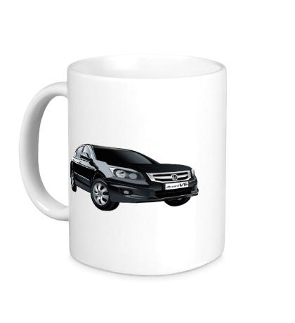 Керамическая кружка Honda Accord